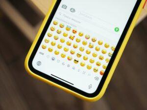corso emoji emozioni