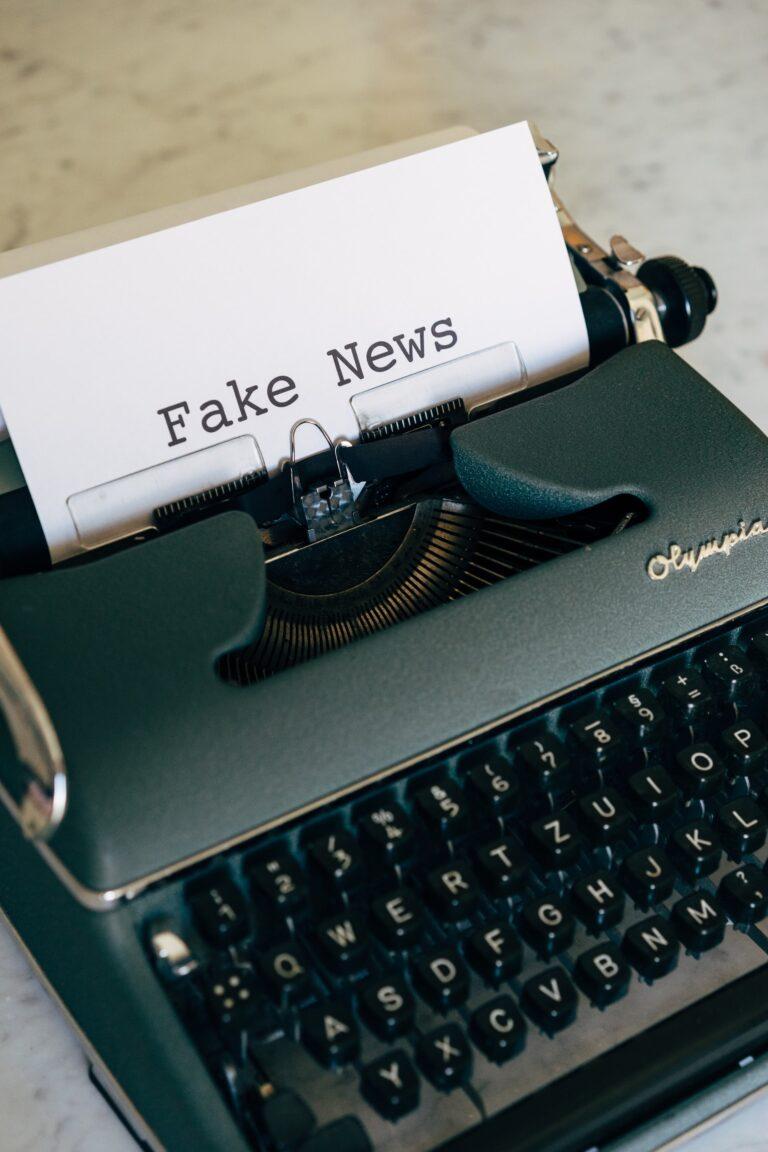 corso fake news